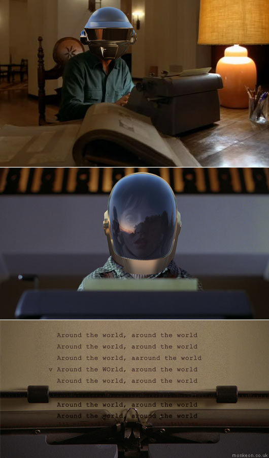 Daft Punk's The Shining