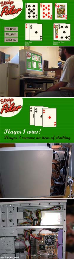 Strip Poker for Geeks