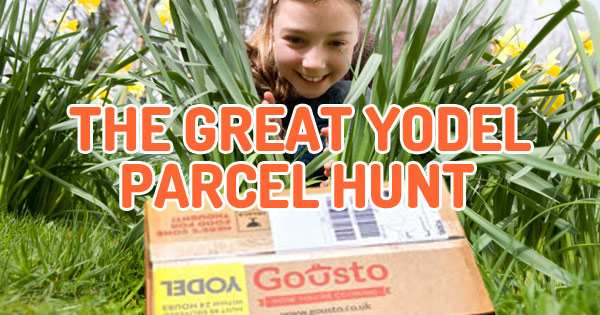 The Great Yodel Parcel Hunt
